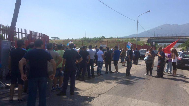 Mibex. Nuovo sciopero nella sede di Somma