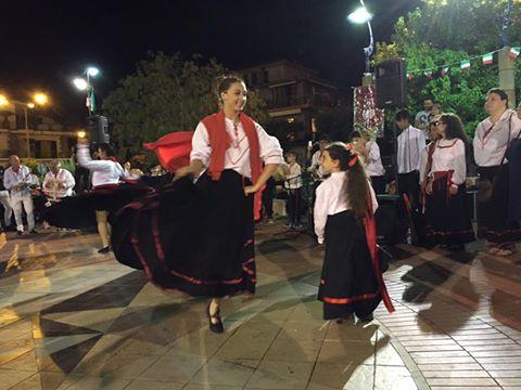 """Zì Riccardo"" in Slovacchia per rappresentare il folk sommese"