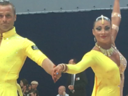 S.Anastasia. Maria Oliva, ballerina anastasiana sul podio a Bratislava
