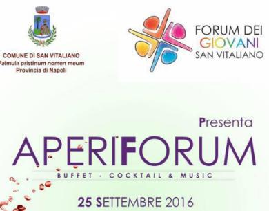 A San Vitaliano Aperiforum con i giovani