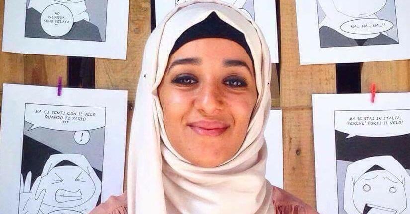 fumettista-tunisina