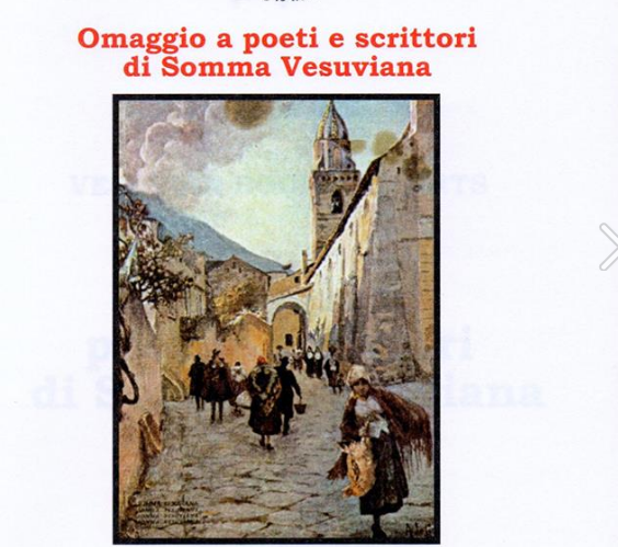 Alla Fiera di S.Gennaro Vesuviano omaggio ai poeti sommesi