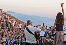 Il Duo Fresu-Di Bonaventura in concerto sul cratere del Vesuvio il 6 agosto