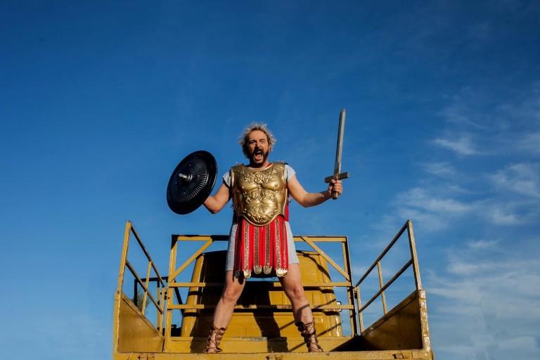 Tony Tammaro alla conquista dell'Italia: le date del nuovo tour