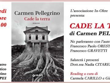 Pompei. Appuntamento col libro di Carmen Pellegrino