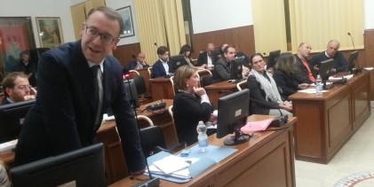 """Scontro in aula, Nocerino: """"Marigliano, il Comune non è casa sua"""" VIDEO"""