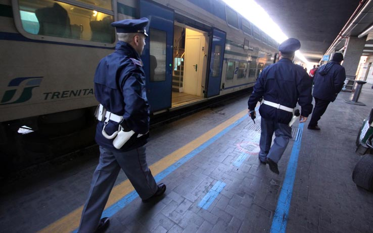 Furti in Stazione, due uomini arrestati dagli agenti Polfer