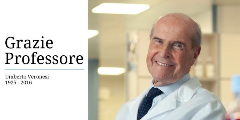 Addio ad Umberto Veronesi. Una vita dedicata alla lotta ai tumori