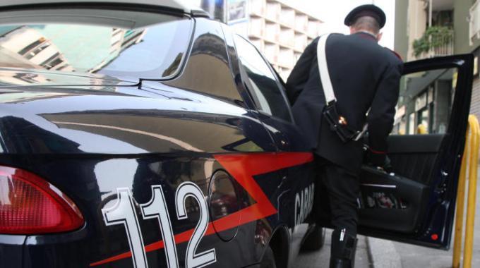 carabinieri-arresti saviano maxi truffa