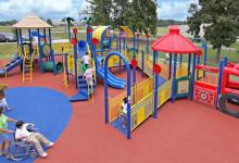 Attivisti 5 stelle di Saviano chiedono aree gioco per bambini disabili