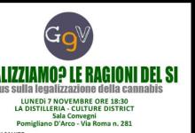 Legalizzare la cannabis? Se ne discute a Pomigliano
