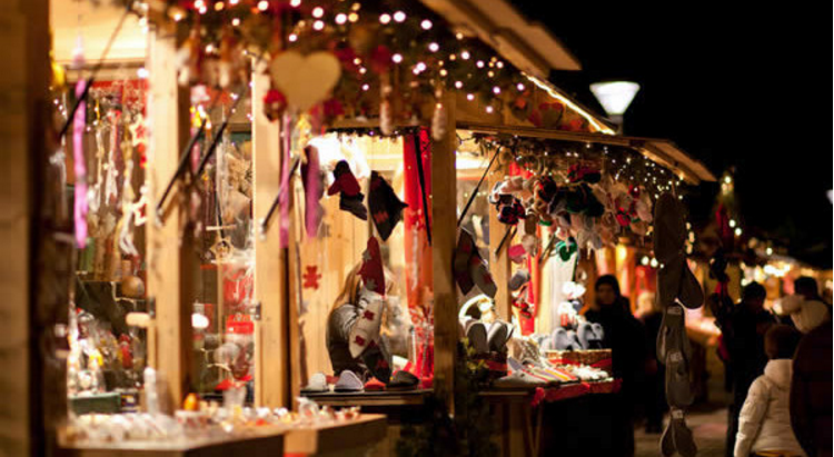 Aria di Natale a Mariglianella: in arrivo il mercatino al Garden Park