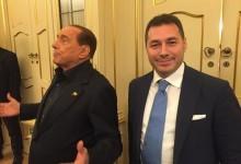 Berlusconi sceglie Coppola per rilanciare Forza Italia nel Nolano