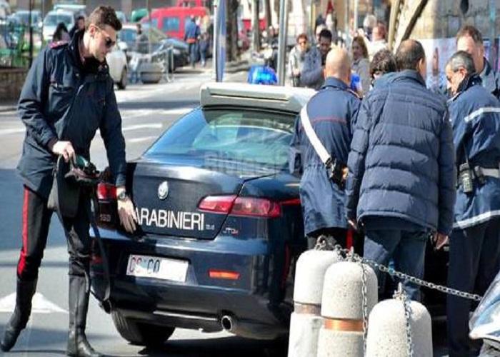 arresto-rapinatori-carabinieri