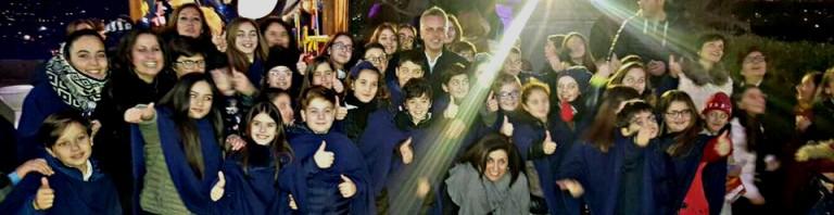 """Ottaviano. Il sindaco: """"I soldi delle luminarie usati a favore dei bambini"""""""