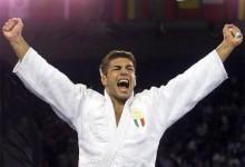 Il judoka Pino Maddaloni al Busen Club Marino di Somma