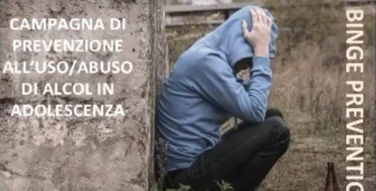 Il Video degli studenti del Colombo contro abuso di alcol e droga