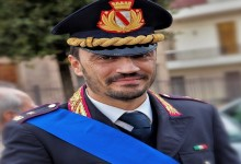 Arriva il comandante Biagio Chiariello a capo della Municipale di Arzano