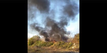 Incendi. Da Terzigno l'idea di un consiglio comunale congiunto con i Comuni del Parco