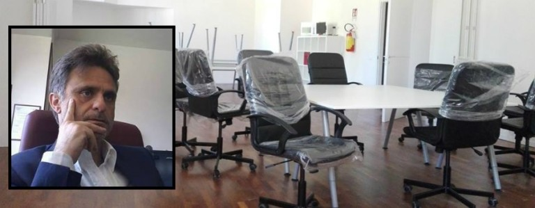 """Centro giovani, Nocerino: """"Un vecchio progetto, Rega ha solo inaugurato"""""""