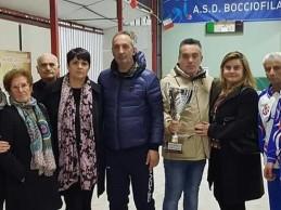 """Memorial per i fondatori della Asd bocciofila """"Santa Patrizia"""" FOTO"""