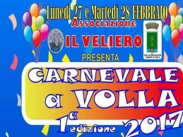 Carnevale a Volla, la prima edizione 27 e 28 febbraio