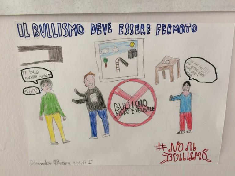 S. Paolo Belsito, gli alunni della Costantini dicono no al bullismo