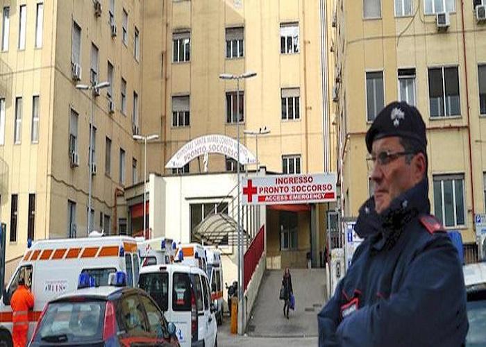 ospedale loreto mare-assenteismo-indagine