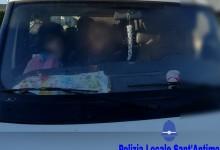 Con bambini a bordo e senza assicurazione, scuolabus sequestrato