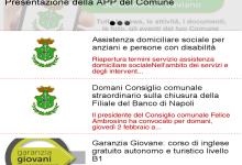 Saviano. Info in tempo reale con la App del Comune, ecco il VIDEO della presentazione