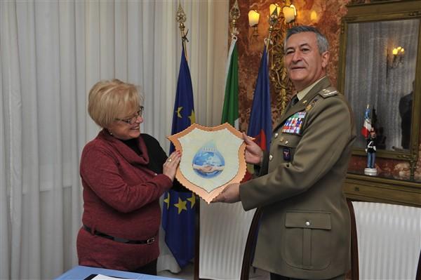 Esercito italiano-associazione sofia-accordo