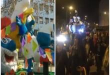 Boom di presenze e grande partecipazione al Carnevale a Cercola