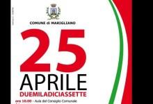 Liberazione, le iniziative per il 25 organizzate a Marigliano