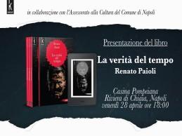 Il lato oscuro dell'amore, romanzo noir d'esordio di Renato Paioli