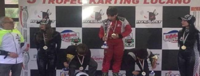 Podio per Vincenzo Scarpetta alla terza gara del Rotex Challenge