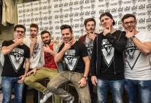 """Gli Illuminati Crew sbarcano al """"Vulcano Buono"""" per incontrare i fan"""