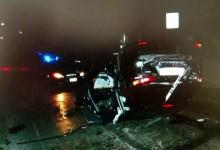 Incidente mortale, 18enne morto, due feriti. Guidatore positivo alcol test