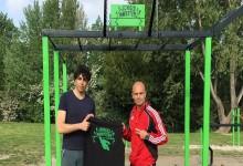 «Jungle Monsters», nella villa comunale nuove strutture per gli allenamenti