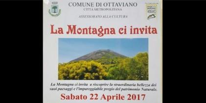 Ottaviano. Il 22 aprile una passeggiata per riscoprire il Monte Somma