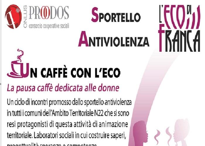 #FACCIAMOECO, campagna di sensibilizzazione contro la violenza