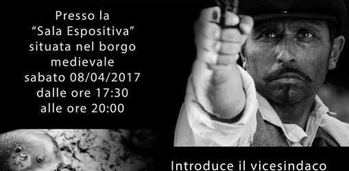 """Arturo Sepe con """"Terra Bruciata"""" ottiene la Cittadinanza Onoraria dal comune di Riardo"""