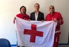 Giornata della Croce Rossa Italiana, dalla casa municipale sventola la bandiera Cri