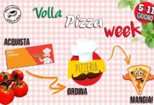 Volla Pizza Week, l'evento in prima edizione dal 5 all'11 giugno