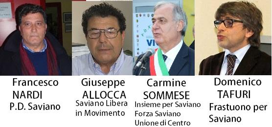 Elezioni Saviano. Ecco liste e candidati a sindaco della città