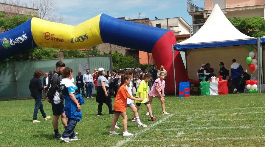 progetto gioco sport-alunni