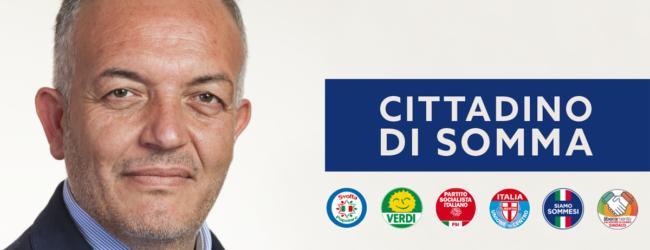 Domenica Salvatore Di Sarno apre la campagna elettorale al Parco degli Aromi