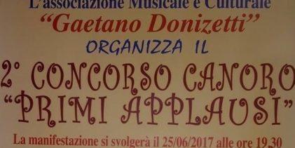 Torna Primi Applausi, lo spettacolo in scena domenica