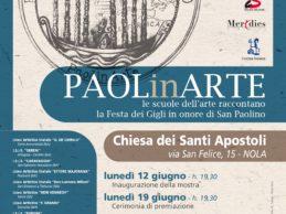 Premio artistico PaolinArte: in mostra opere realizzate dagli alunni delle scuole di Nola