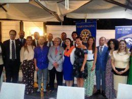 Nasce il Rotary Club Poggiomarino-Vesuvio Est, ecco il direttivo