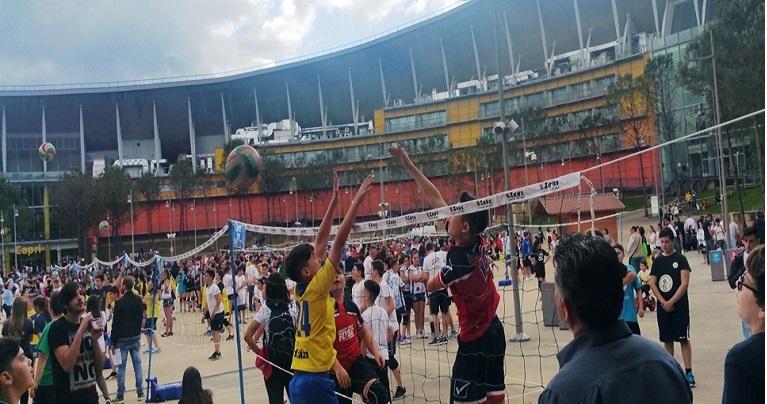 Nola, 50 campi e migliaia di miniatleti per la festa del Minivolley al Vulcano Buono
